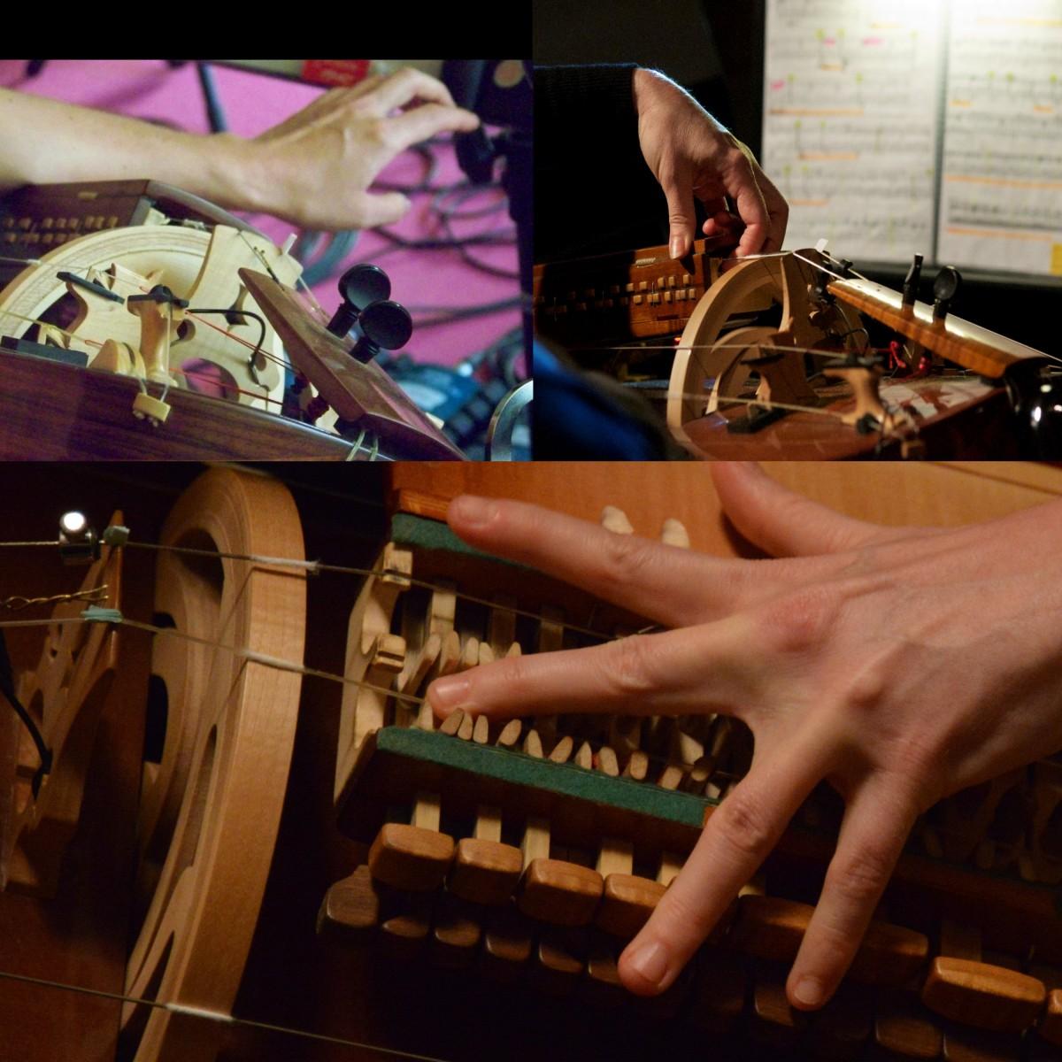 Compagnie Grain de Son – Orchestre OREVE