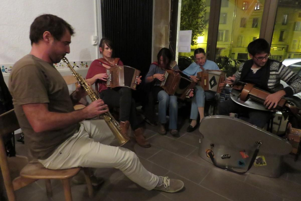 Retour sur : La Session Trad' du Petit Café