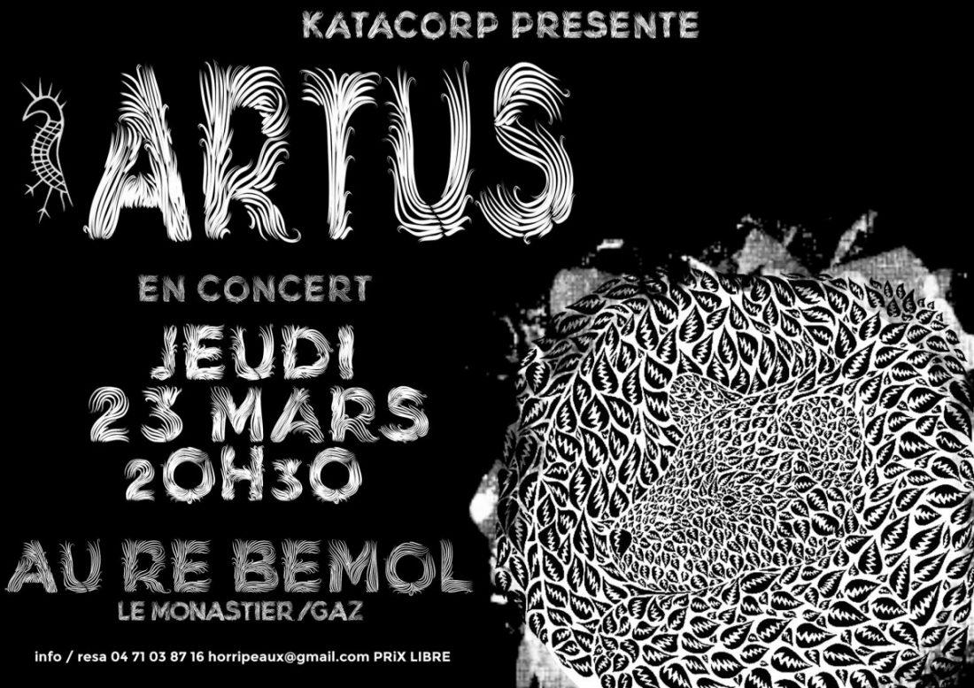 Concert : Artùs