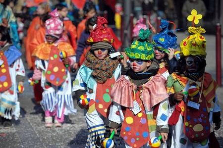 Appel À Participation Sur Projet Carnaval
