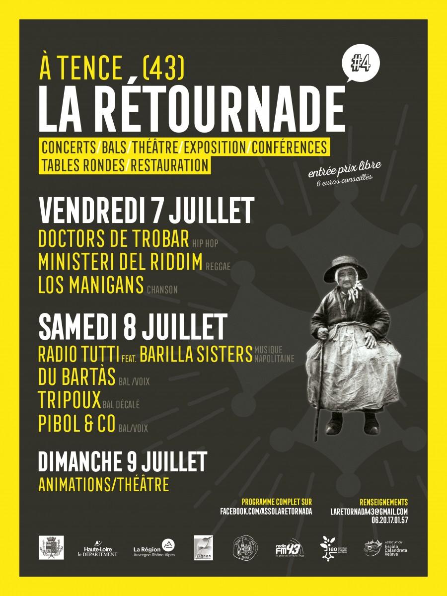 Festival La Rétournade