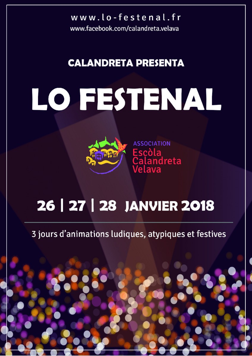La Calandreta presenta Lo Festenal !