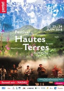 Festival Les Hautes Terres – Saint Flour