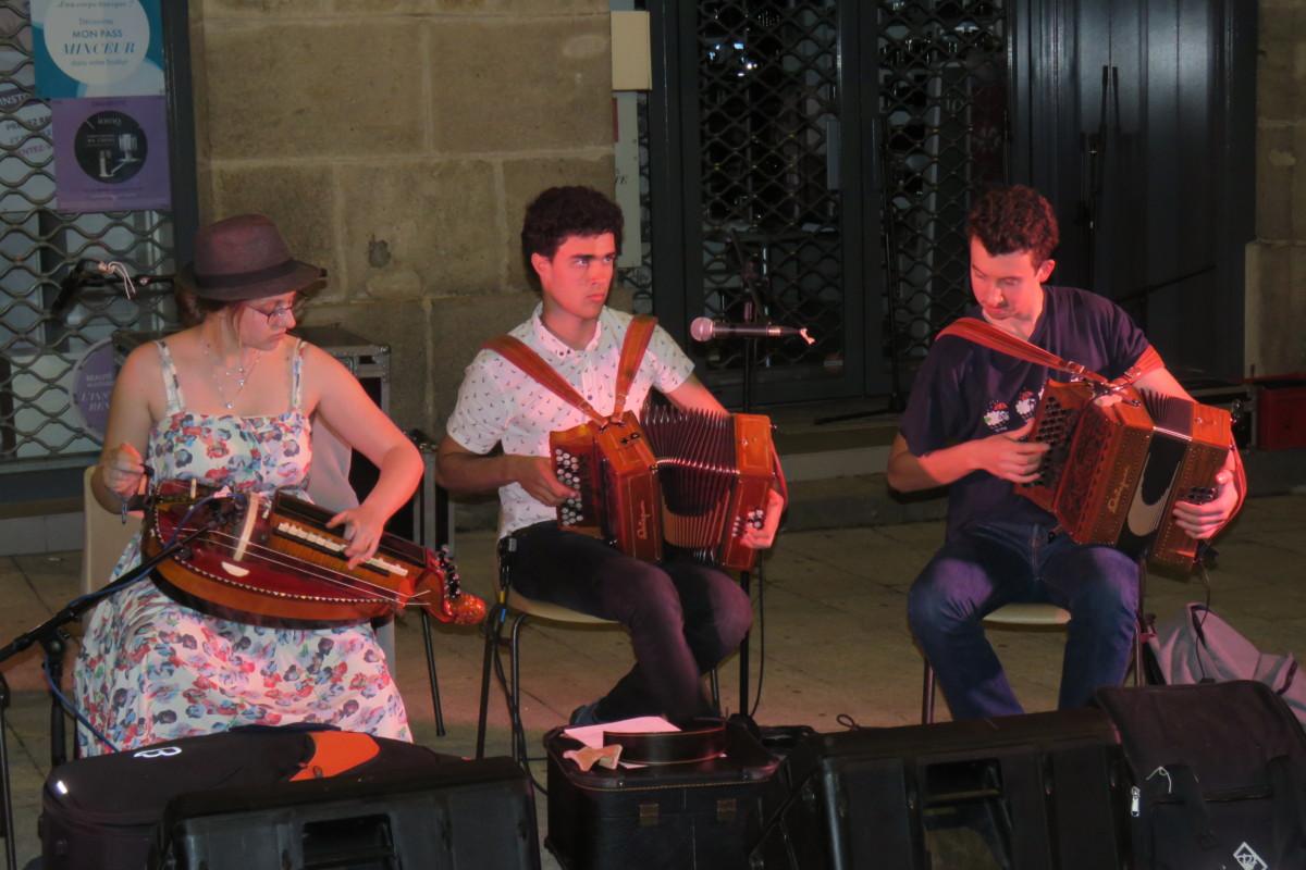Retour: Fête de la Musique au Puy-en-Velay
