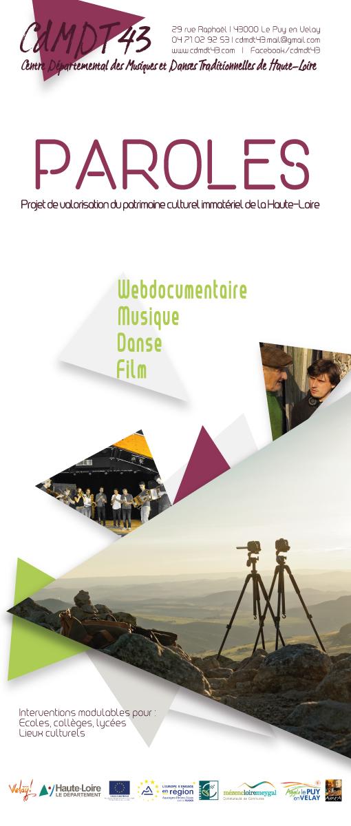 """Mise en ligne du film documentaire """"Paroles du Mézenc"""" & du web-documentaire """"A l'Entour du Puy"""" !"""
