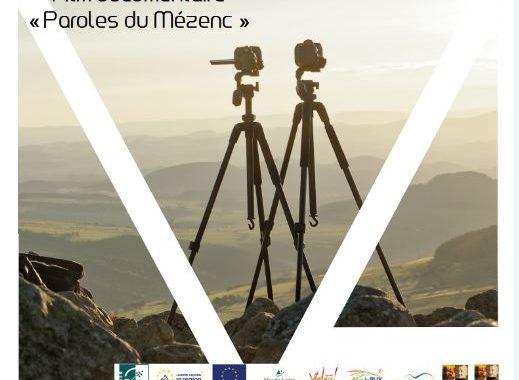 """Projection du film """"Paroles du Mézenc"""" (Yssingeaux)"""