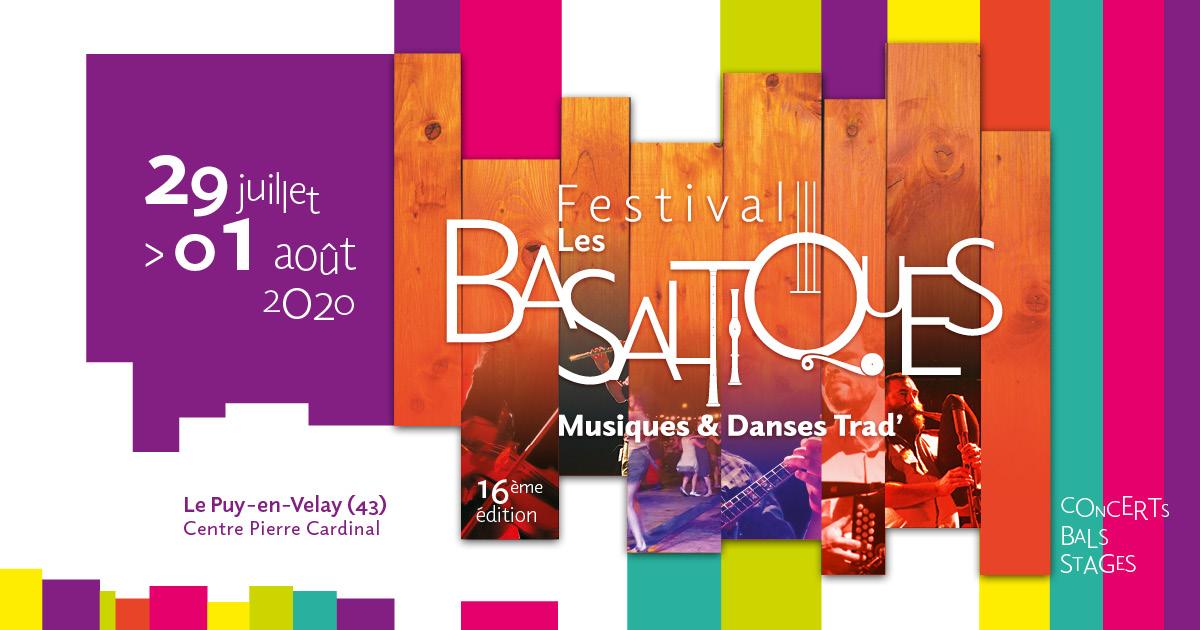 La billetterie des Basaltiques 2017 est ouverte !