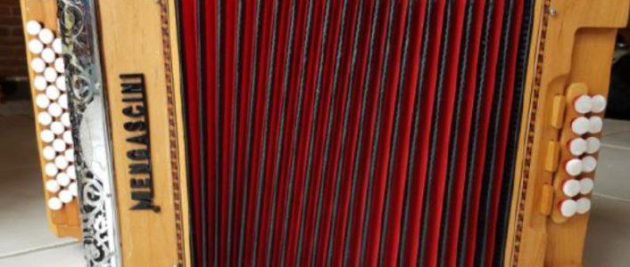 [Petit annonce] Vente accordéon diatonique