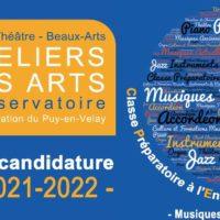 Ouverture d'une classe préparatoire à l'enseignement supérieur au CRD – Ateliers des arts !