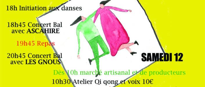 """Festival """"Bals en fête"""" [La Séauve-sur-Semène] – ANNULE"""