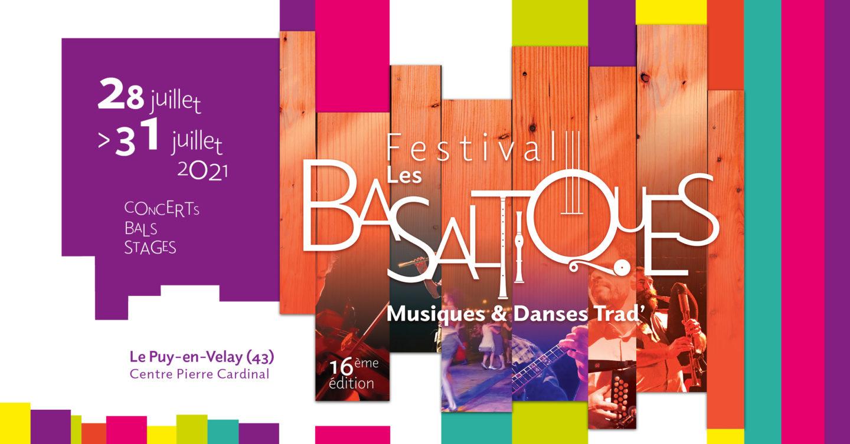 [ Festival les Basaltiques : nouvelles mesures ]